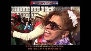 """Meraviglia Show Cubano  Ballerine Latin Music  ritmo """"Chan Chan """" CUBA Milano Torino Lugano Genova"""