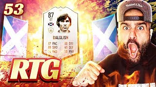 OMG I PACKED KENNY DALGLISH!!! FIFA 20 Ultimate Team Road To Glory #53