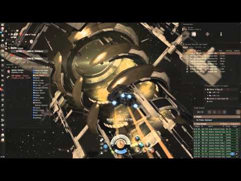 EVE Online. Centus Assembly T.P. Co. DED 10/10 на Typhoon. Д