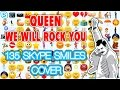 Queen - We Will Rock You | 135 Skype Smiles Cover