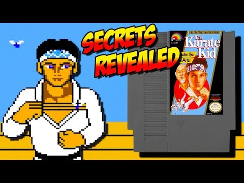 The Karate Kid NES Secrets and History | Generation Gap Gaming