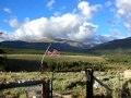 Cache Creek, Colorado - 30 Aug, 7:15AM - Panorama Video Of Area
