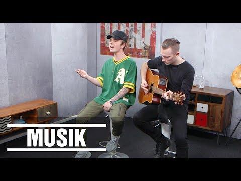 Mike Singer - Deja Vu   Exklusive Akustik Version bei BILD
