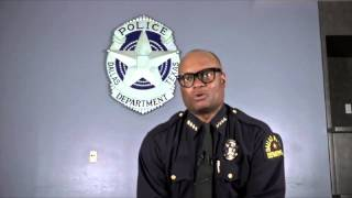 Chief Brown on Academy Inquiry