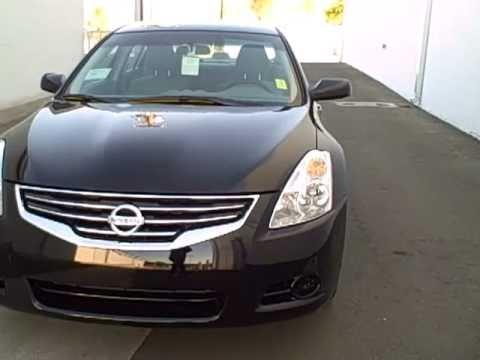 N6610 2010 Nissan Altima Super Black Yuma Az Youtube