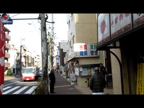Tokyo Japan Tohoku Earthquake Tsunami Aftershock as it happened 2011/03/11 March 11th 2011