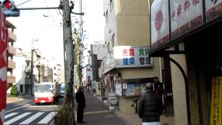 Tokyo Japan Tohoku Earthquake Tsunami Aftershock as it happened 2011/03/11 March 11th 2011