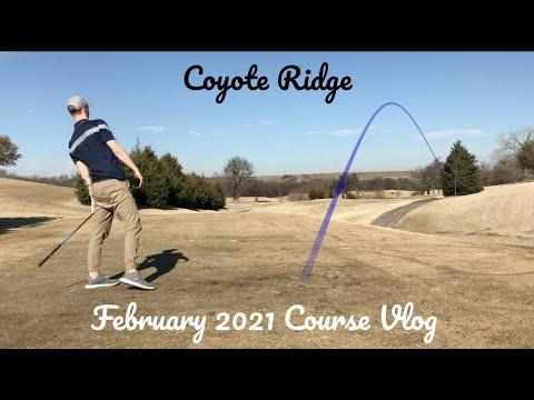 Coyote Ridge - February 2021