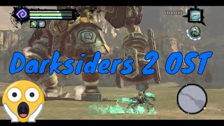 Darksiders 2 Soundtrack The Guardian Boss Fight THEME