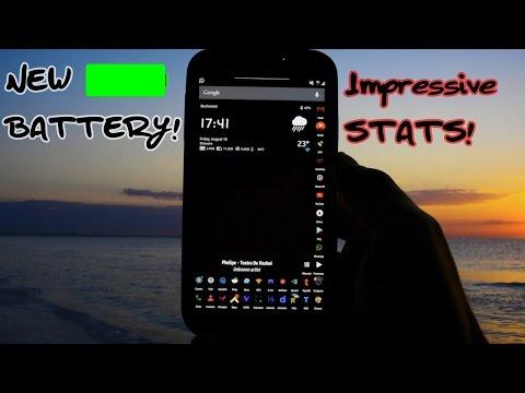 Battery Update! | Impressive Stats