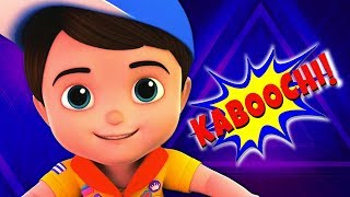 Kaboochi Dance Song | Kids Dance Videos | Dance Competition Songs | Kids Tv India