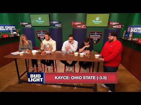 Barstool College Football Show — Week 10