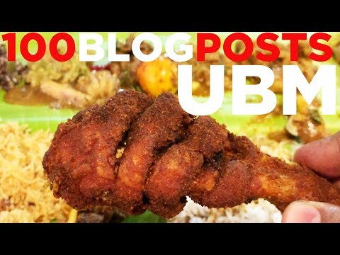 100th Blog Post - Revisiting UBM