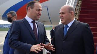 Фото Россия и Беларусь. Совместное производство вакцины