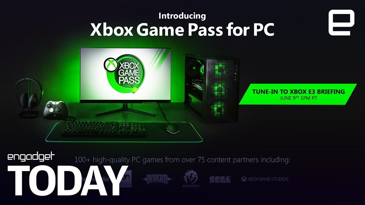 Xbox Game Pass is finally coming to PC