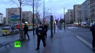 Porte de Vincennes: vidéo de l'assault des forces spéciales