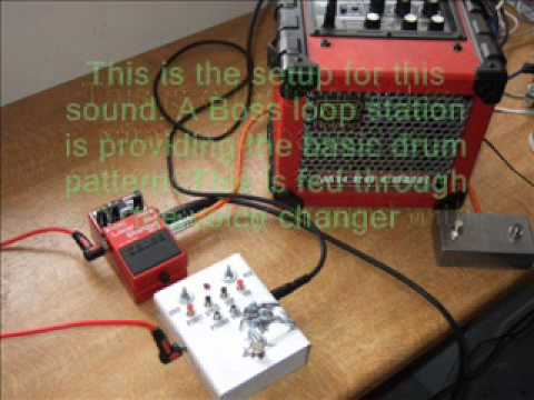 Guitar Pedal Japanese Voice : diy robot voice changer guitar effects pedal youtube ~ Hamham.info Haus und Dekorationen