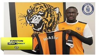 Niasse Leaves For Hull | Everton News Daily