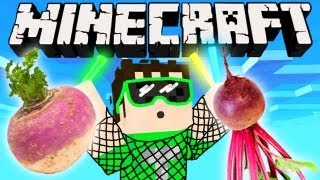 Minecraft - TURNIP THE BEET
