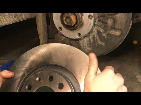 PREVENTING rotors from rusting onto your car