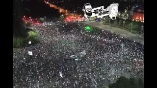 LIVE: Romanian Protests - August 11 Bucuresti protest