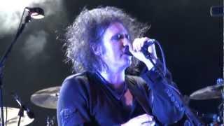 The Cure - Fight live at Primavera festival 2012 (HD)