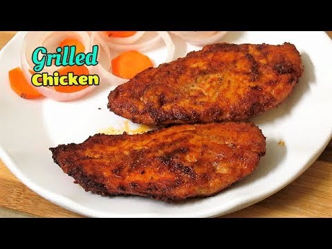 Baked Chicken Breasts In Oven   Grilled Chicken Recipe In Oven   Oven Roasted Chicken Breasts