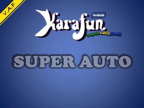 AMARTE A LA ANTIGUA - SUPER AUTO ( Karaoke ) - VAF