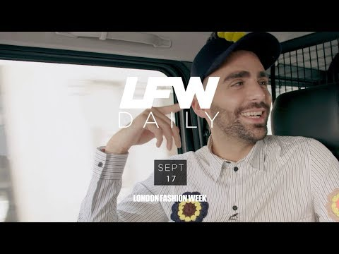 LFW September 2017  Day 3 Highlights with Phillip Picardi from Teen Vogue US