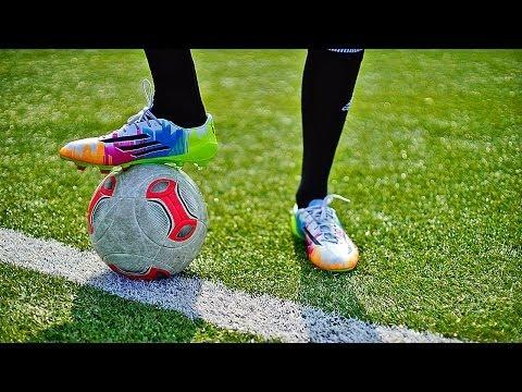 2014 Messi Boots: adidas Adizero F50 Unboxing by freekickerz