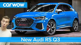 New 400hp Audi RS Q3 2020 - should you choose it over an RS3?