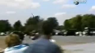 20 падений самолетов снятых на камеру ( подборка)