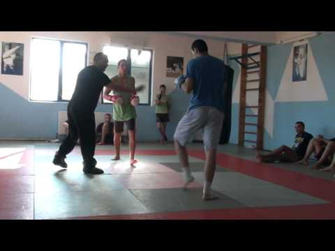 sparring.......David vs Iancu 1
