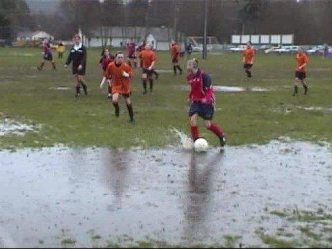 Too Wet For Soccer? - YouTube
