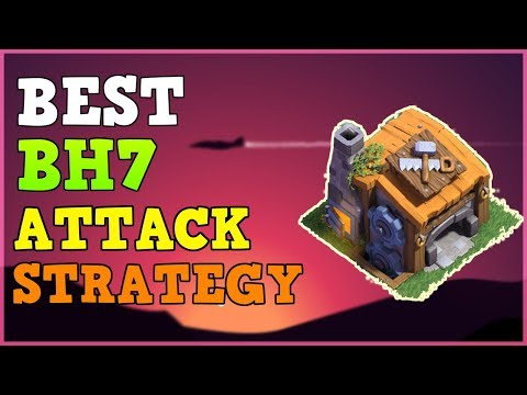 Best Builder Hall 7 Attack Strategy! COC Tips for BH7 Builder Base Attack | Clash of Clans