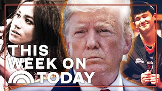 Meghan Markle Interviews Michelle, Fortnite Champion, and More |Today
