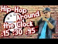 Hip-Hop Around the Clock | :15, :30, :45 | Learning to Tell Time | Jack Hartmann