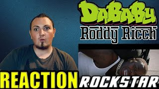 DaBaby - ROCKSTAR (Live From The BET Awards/2020) ft. Roddy Ricch [REACTION]
