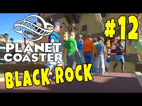 SMÅ EKSPERIMENTER  - Planet Coaster #12