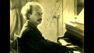 "Paderewski plays Liszt ""La Campanella"""