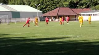 201409 - Coupe de France : Seniors A - Pagny sur Moselle (Les 8 buts de Pagny)