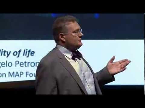 Bringing humanity to healthcare: David Joske at TEDxPerth
