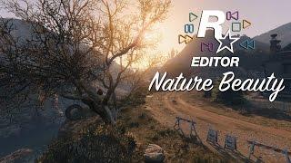 GTA V - Nature Beauty | Rockstar Editor [60FPS]