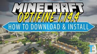 Download lagu How To DownloadInstall Optifine in Minecraft 1 14 4 MP3