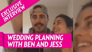 Ben Higgins and Jessica Clarke Reveal Wedding Plans, Whether Chris Harrison Will Officiate