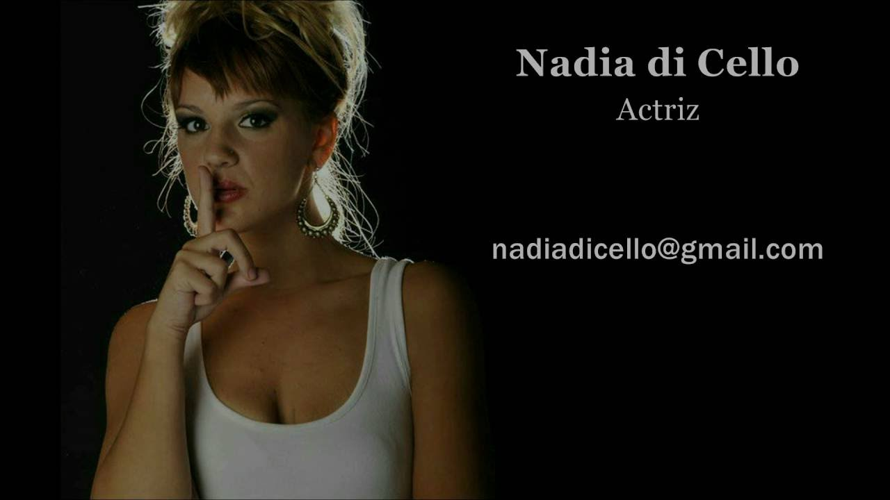 Quejas, furia y arrepentimiento de Nadia Di Cello, una ex