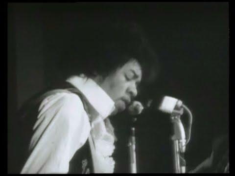 Jimi Hendrix  Purple Haze  Wild Thing  @ French TV �★