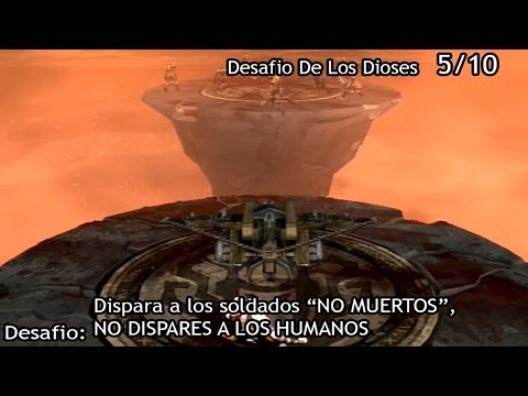 God Of War 1| Desafio de los Dioses 5-10 | Challenge Of The Gods 5-10|Neo-Dreamer