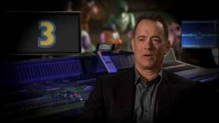 Interview with Tom Hanks for Toy Story 3