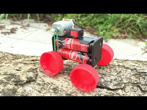 Thumbnail: How To Make a Crazy Car | Very Simple | DIY Toys!